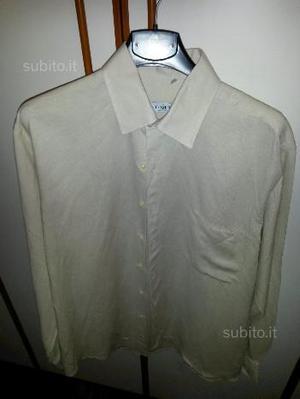 Camicia di Lino - COVERI - Collo tg 39 - NUOVA