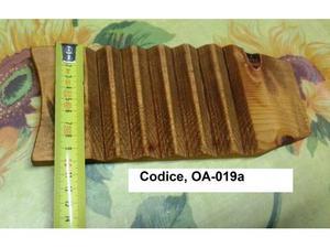 Cod. OA-019a,b, Coppia miniature di lavattoi