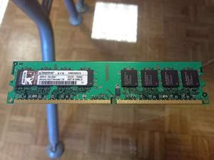 Memoria RAM Kingston 1GB DDR2 kvr667d2n5/1G