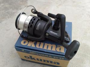 Mulinello da pesca Okuma Silvara SV55