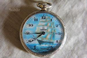 Orologio tasca OMEGA anni 20
