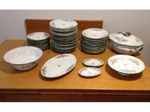 Servizio Ceramica Riccardo Gatti Faenza