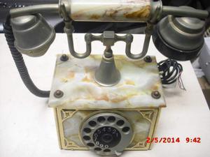 Telefono Marmo VINTAGE
