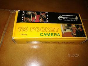 110 pocket camera NUOVA