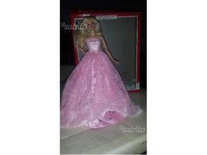 Barbie holiday anniversario