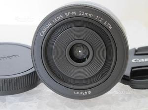 CANON Obiettivo EF-M 22 mm f/2.0 STM