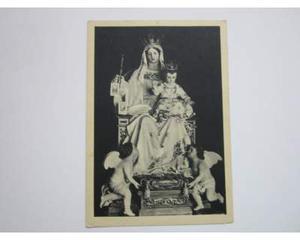CARTOLINA Madonna del Carmine