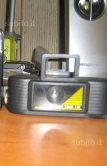 COLOR TIME 110 macchina fotografica vintage