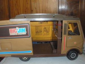 Camper Big Jim anni 70