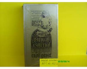 Carte tarocco esoterico egiziano