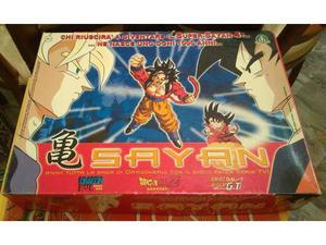 Dragon Ball - Dragon Ball Z - Dragon Ball GT (gioco da