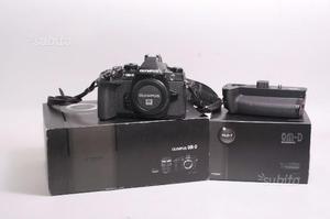Fotocamera digitale mirrorless olympus om-d e-m1