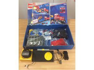 Lego  treno merci a 9 V