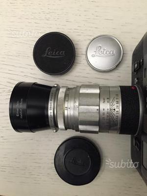 Lente Leica Leitz Elmarit 90mm f