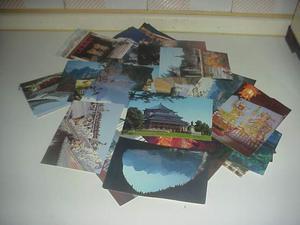 Lotto 48 cartoline cinesi people of china cina e altre