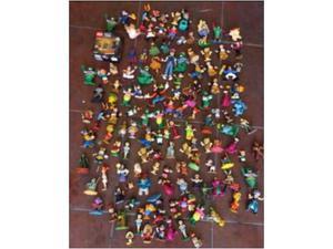 Lotto Lego,pupazzi gomma Disney,Popeye,Hanna Barbera, Looney