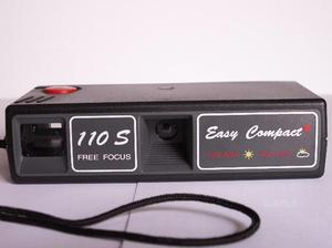 Macchina fotografica Easy Compact 110 s Free focu