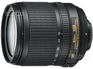 Nikon obiettivo  AF-S DX NIKKOR MM F/3