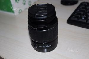 Obiettivo Canon mm EFS