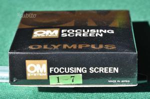 Olympus 1-7 schermo di messa a fuoco nr. 7