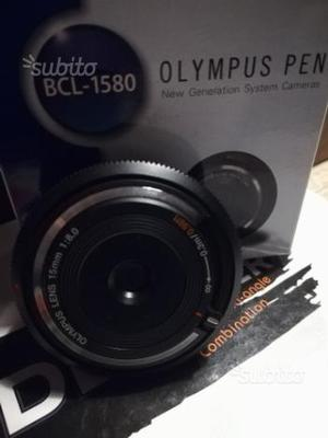 Olympus 15 pen