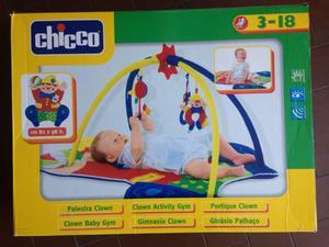 Palestrina Chicco con scatola e giochi Clown