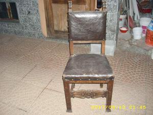 4 sedie del rinascimento