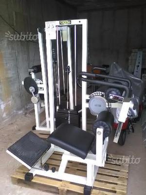 Abdominal/Technogym/Panatta/attrezzatura sportiva