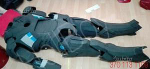 Armatura iron man mark 7 al grezzo indossabile