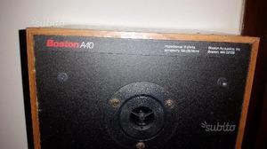 Casse Boston A40 diffusori eccellenza