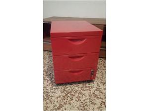 Cassettiera Ikea Rossa Posot Class