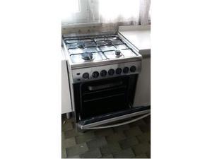 Cucina a gas con forno