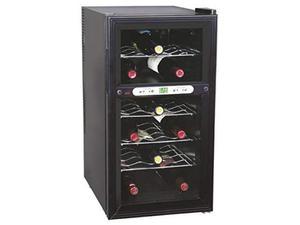 Dcg 52a cantinetta vino cantina elettrica 18 bottiglie 52 lt