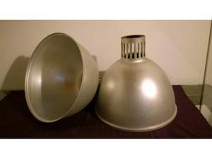 2 lampade industriali vintage posot class