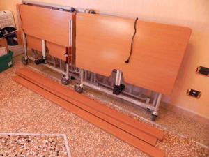 Letto elettrico 3 movimenti posot class - Letto elettrico per disabili usato ...
