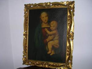 Madonna del Granduca di RAFFAELLO - riproduzione
