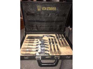 Set coltelli Von Stainer