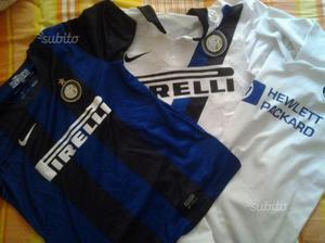 Stock 3 maglie calcio inter tottenham