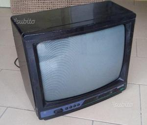 Televisore Philips anni '80