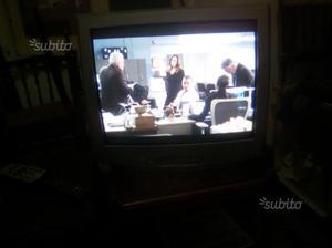 Tv della Philips a 28 pollici a tubo catodico