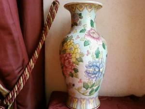 Vaso cinese originale in porcellana vintage