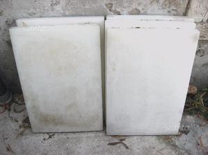 5 Lastre di PVC 60 x 40 x 4
