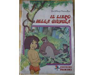 Album Il libro della giungla