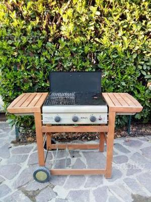 Barbeque a gas
