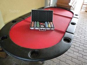 Base 10 postazioni gioco poker