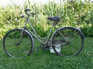 Bicicletta d'epoca da collezione