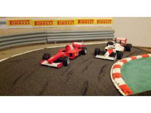 Diorama per modellini F1 Scala 1/43