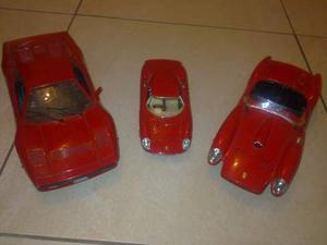 Ferrari Burago e Polistil 5 pz
