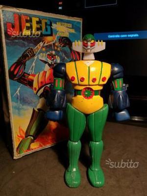 Jeeg Robot New Gio Co Roma ART