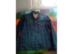 Levi's trucker- giacca jeans Tg M uomo- Nuova